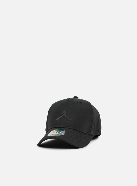 cappellini jordan jumpman clc99 woven cap black