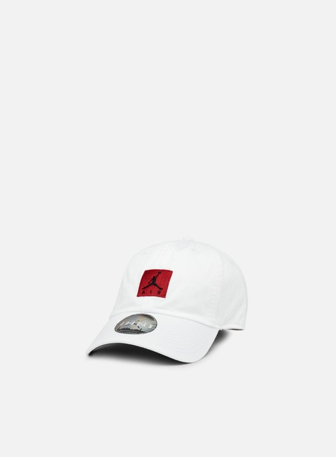 Cappellini con visiera Jordan Jumpman H86 Snapback