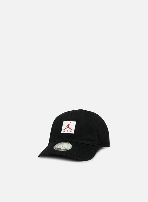 Sale Outlet Curved Brim Caps Jordan Jumpman H86 Strapback