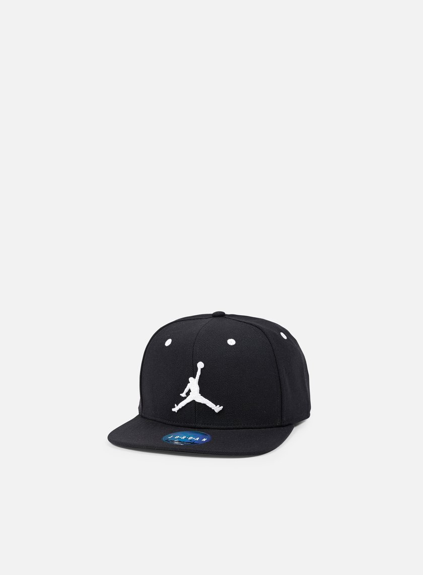 Jordan - Jumpman Snapback, Black/White