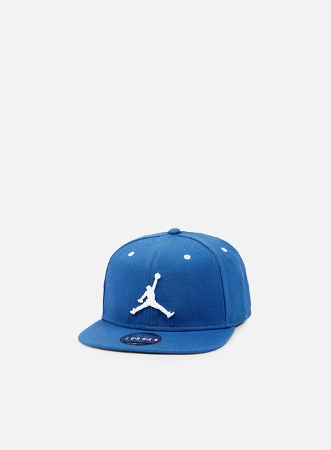 cappellini jordan jumpman snapback french blue white