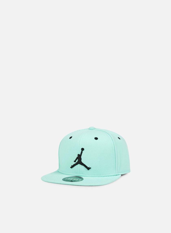Jordan - Jumpman Snapback, Hyper Turquoise/Black