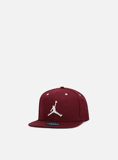 Jordan - Jumpman Snapback, Night Maroon/White 1