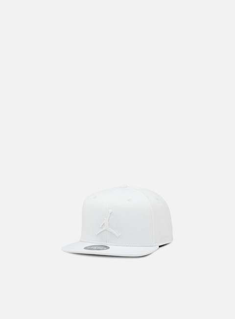 cappellini jordan jumpman snapback summit white summit white
