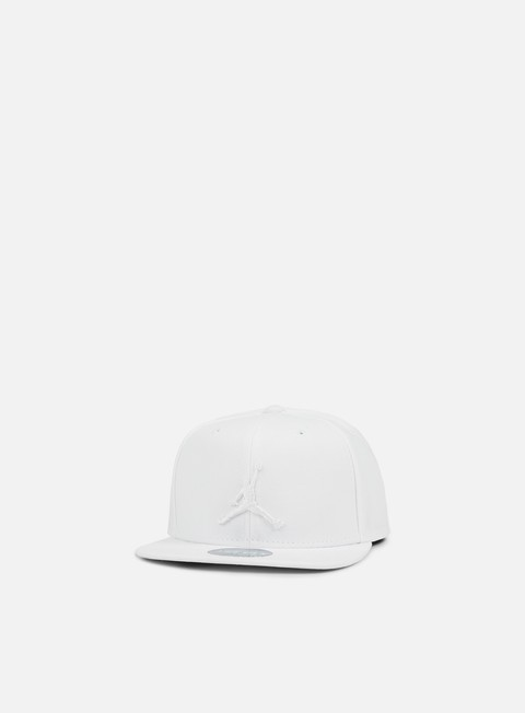 cappellini jordan jumpman snapback white white