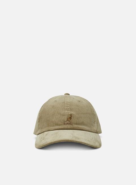 Cappellini Snapback Kangol Cord Baseball Cap