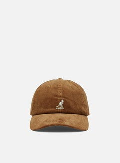 Kangol Cord Baseball Cap
