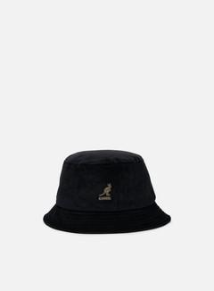 Kangol - Cord Bucket, Black