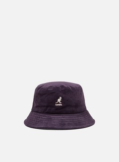 Kangol - Cord Bucket, Blackberry