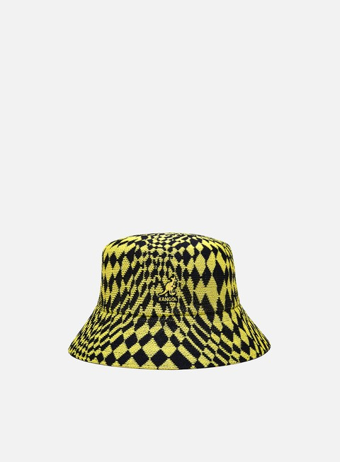 Cappellini Bucket Kangol Warped Check Bucket