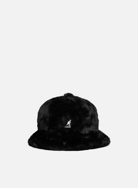 Kangol WMNS Faux Fur Casual Bucket Hat