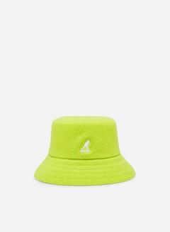 Kangol - Wool Lahinch Bucket, Bio Lime