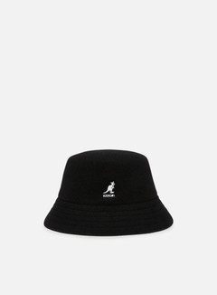 Kangol - Wool Lahinch Bucket, Black