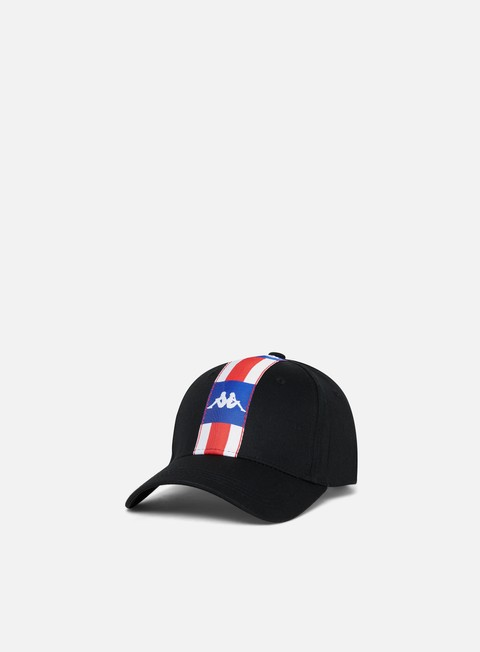 Sale Outlet Curved Brim Caps Kappa Authentic La Barsmin Hat