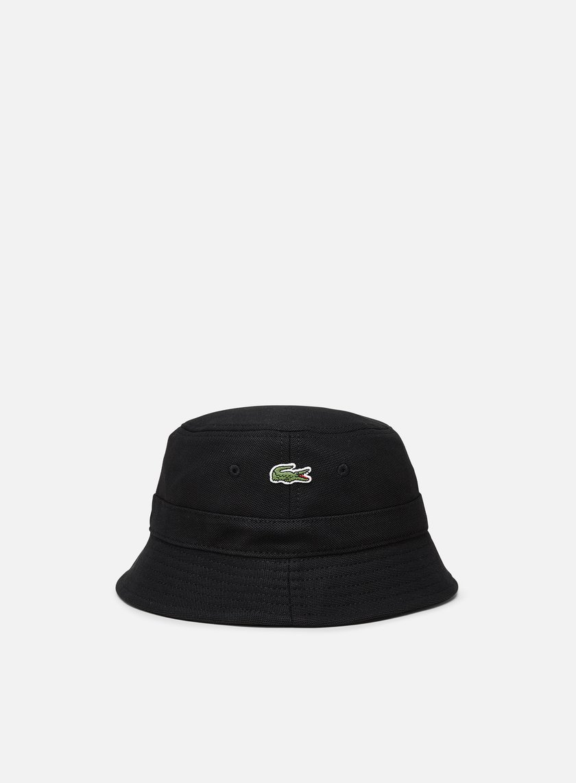 Lacoste Crocodile Bucket Hat