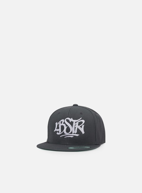 cappellini lobster byline snapback dark grey