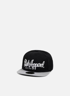 Lobster - Los Angeles Snapback, Black 1