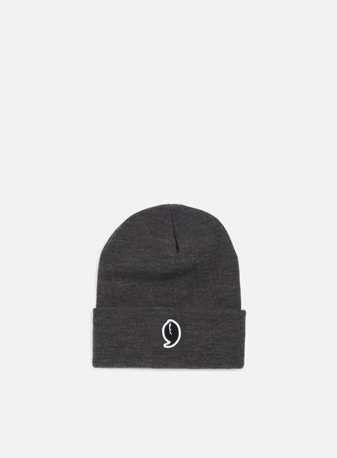 cappellini lobster nippy beanie dark grey