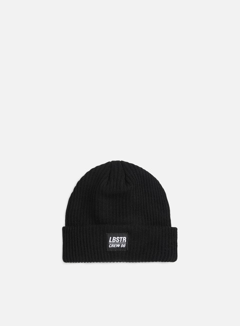 cappellini lobster sporty beanie black