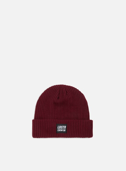 cappellini lobster sporty beanie bordeaux