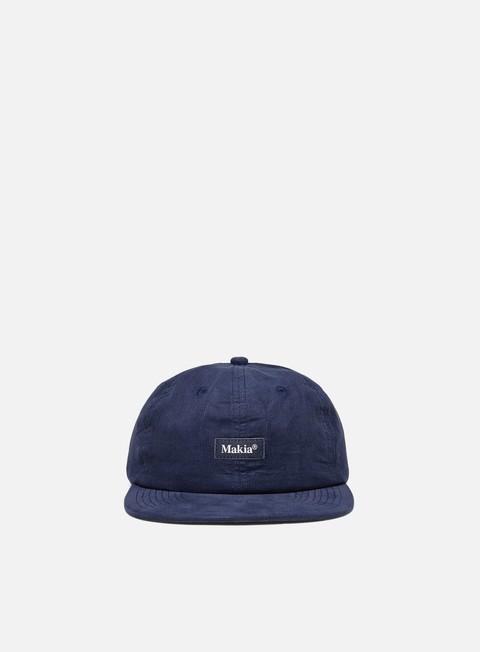 Cappellini con visiera Makia Corduroy Cap