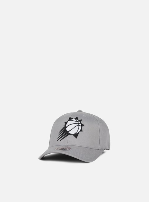 Sale Outlet Snapback Caps Mitchell & Ness Gull Grey Snapback Phoenix Suns