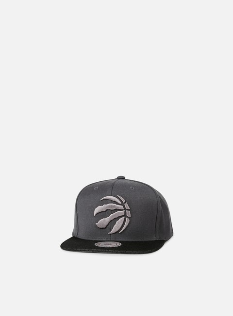 Sale Outlet Snapback Caps Mitchell & Ness Hologram Mesh Stop On A Dime Snapback Toronto Raptors