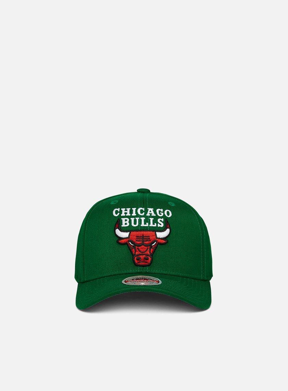 Mitchell & Ness Saint Redline Snapback Chicago Bulls
