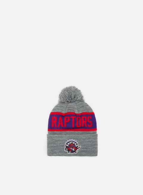 Cuffie Mitchell & Ness Team Tone Knit Beanie Toronto Raptors