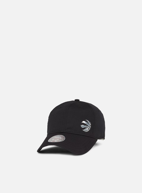 Sale Outlet Curved Brim Caps Mitchell & Ness Victory Strapback Toronto Raptors