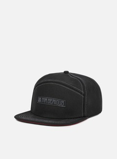 Mr Serious - Unknown Camp Cap, Black