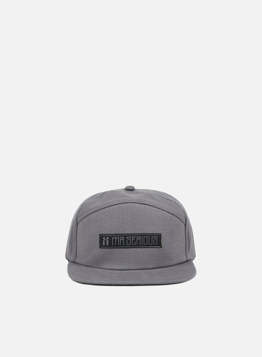 Mr Serious - Unknown Camp Cap, Grey