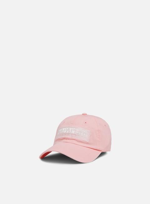 cappellini napapijri flon cap light pink