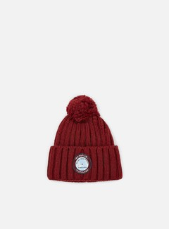 Napapijri - Fyas Pom Beanie, Old Red