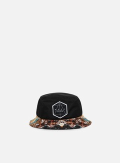 Neff - Battlekat Bucket Hat, Black 1