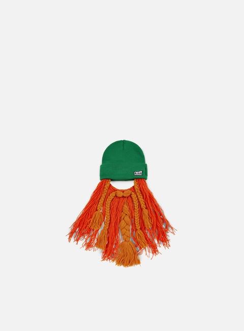 cappellini neff bunyan beanie orange