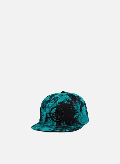 cappellini neff charles snapback teal