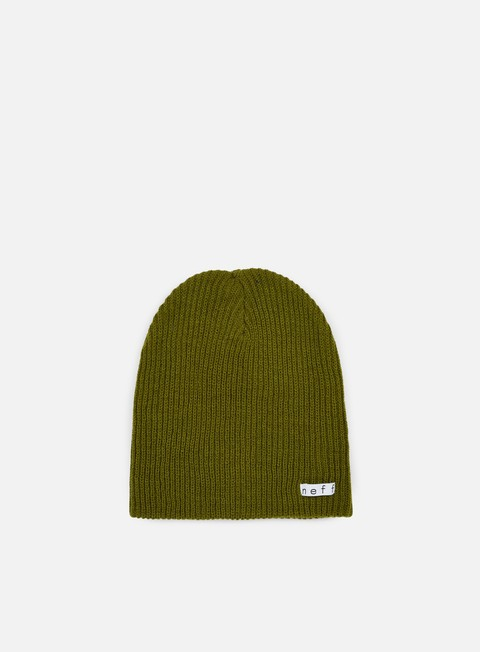 cappellini neff daily beanie olive