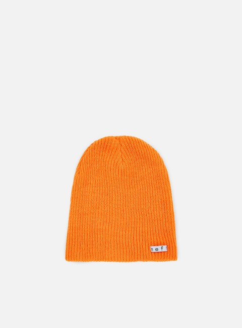 cappellini neff daily beanie orange