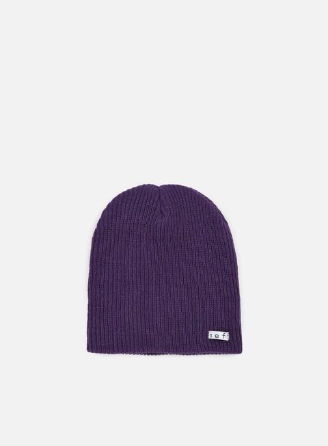 cappellini neff daily beanie purple
