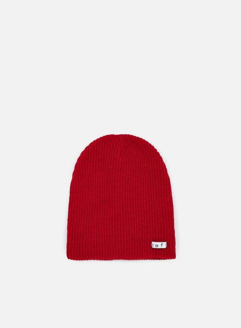 cappellini neff daily beanie red
