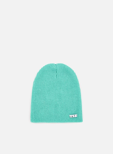 cappellini neff daily beanie teal