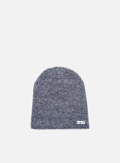 Neff - Daily Heather Beanie, Navy/White 1
