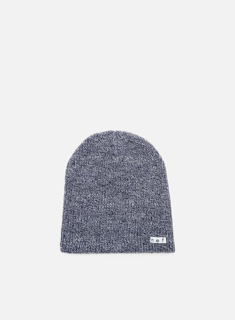 cappellini neff daily heather beanie navy white
