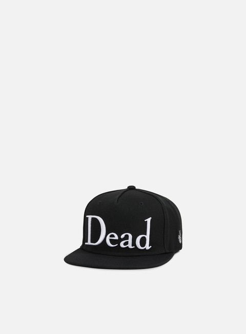 cappellini neff dead snapback black