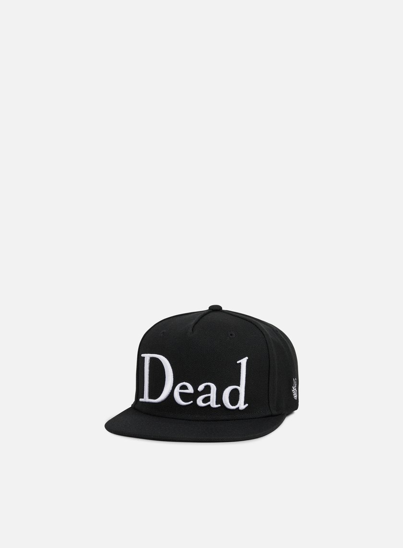 Neff - Dead Snapback, Black
