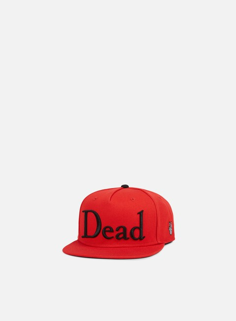 cappellini neff dead snapback red