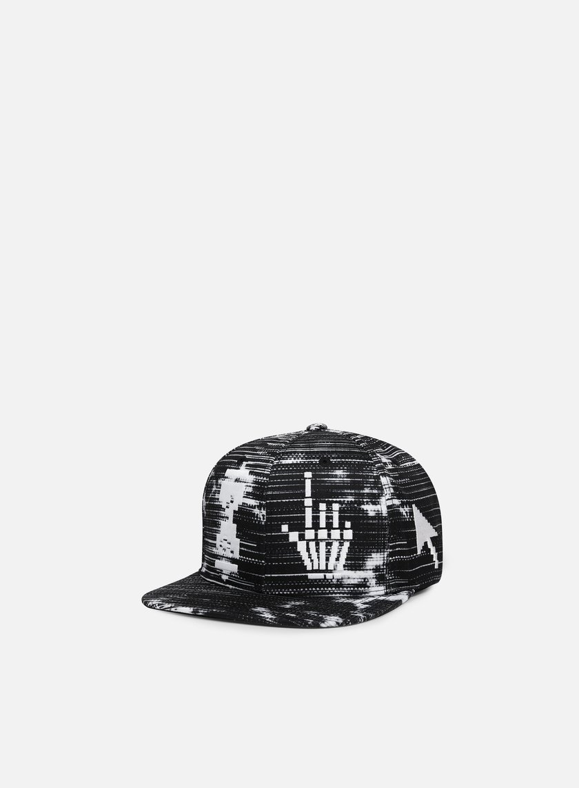 Neff - Death Of The Internet Snapback, Black