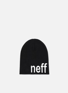 Neff - Form Beanie, Black