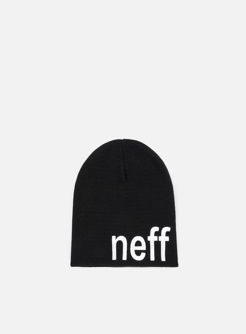 cappellini neff form beanie black